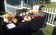 Reception Spread
